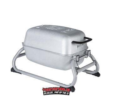 PK Grill PKGO Classic Silver (New Big Handle)