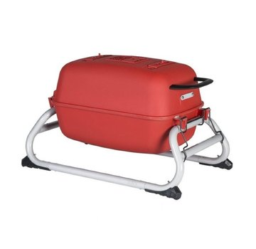 PK Grill PKGO Limited Edition Matte Red (New Big Handle)