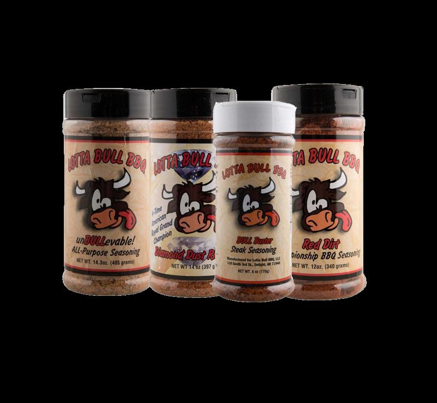 Lotta Bull BBQ Rub Deal