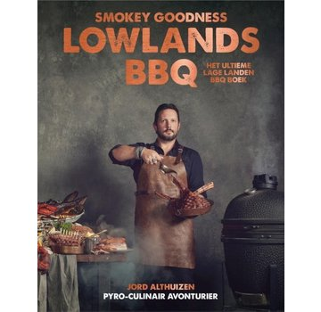 Smokey Goodness PRE-ORDER Smokey Goodness Lowlands BBQ Book SIGNED