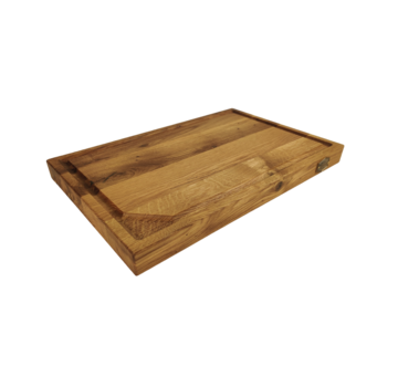 Vuur&Rook Baasboards Eiken Houten Snijplank 49 x 32 x 4 cm