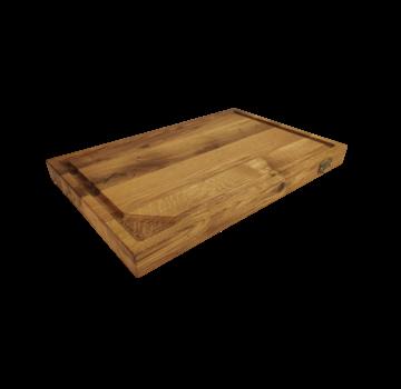 Vuur&Rook Oak Wooden Cutting Board 49 x 32 x 4 cm