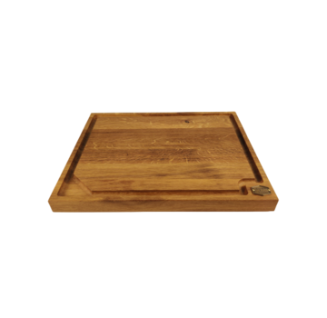 Vuur&Rook Baasboards Oak Wooden Cutting Board 49 x 40 x 4 cm
