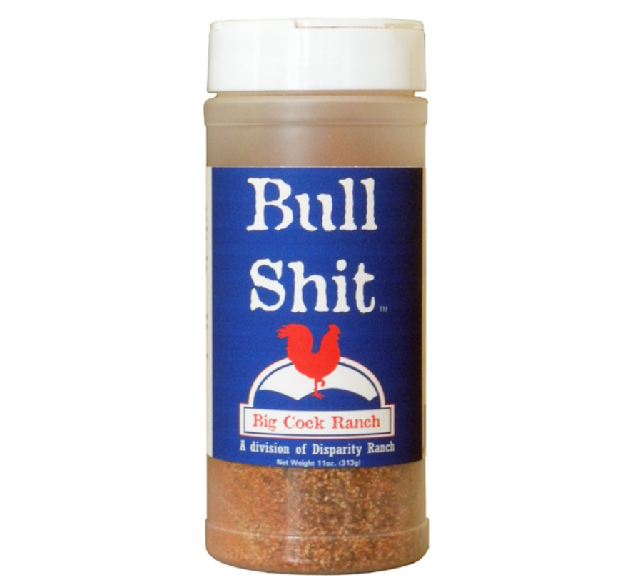Big Cock Ranch Bull Shit Steak Seasoning 12oz