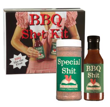 Big Cock Ranch Big Cock Ranch BBQ Shit Kit