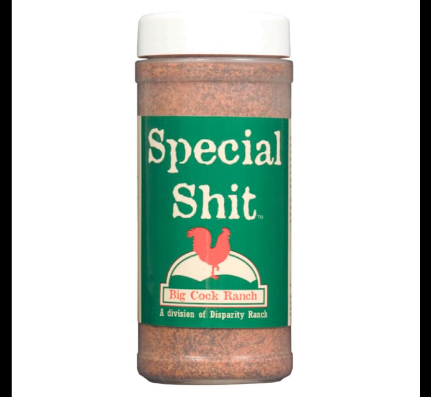 Big Cock Ranch Special Shit All Purpose Seasoning 13oz