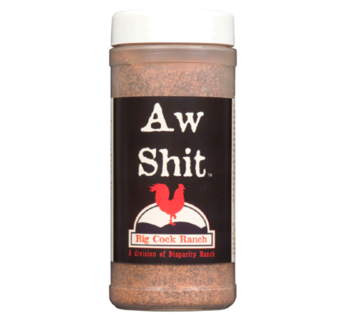 Special Shit Big Cock Ranch Aw Shit Hot n' Spicy Seasoning 9oz