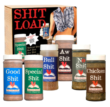 Special Shit Big Cock Ranch Shit Load!