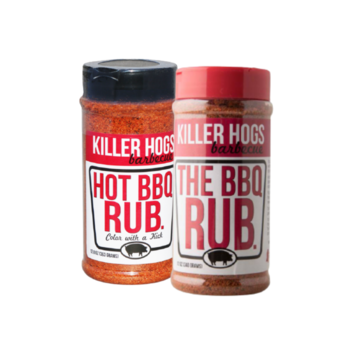 Killer Hogs Killer Hogs Championship The Hot BBQ Rub Deal