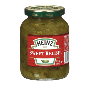 Heinz Heinz Sweet Relish 296ml