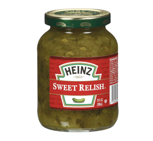 Heinz Heinz Sweet Relish 296ml