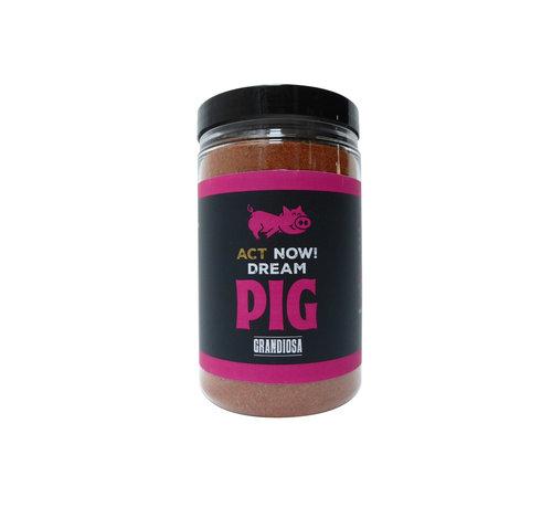 Grandiosa Grandiosa Act Now Dream Pig BBQ Rub 275 gram