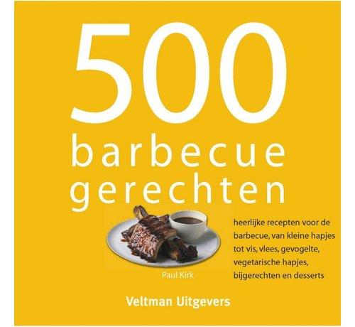 Veltman Uitgevers 500 Barbecue Gerechten