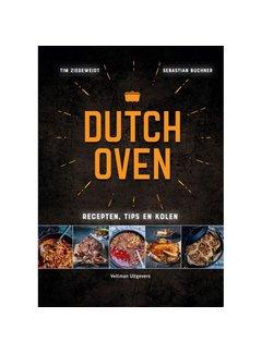 Veltman Uitgevers Dutch Oven Recepten, Tips en Kolen