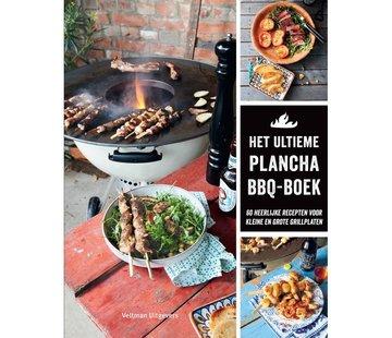 Veltman Uitgevers Het Ultieme Plancha BBQ Boek