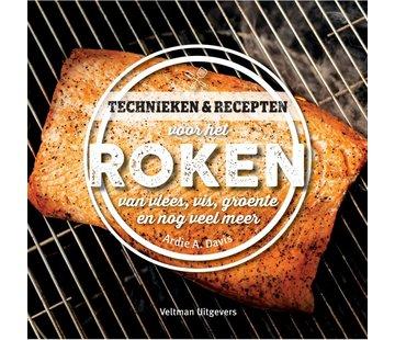 Veltman Uitgevers Technieken & Recepten voor het Roken van Vlees, Vis, Groente en nog veel meer