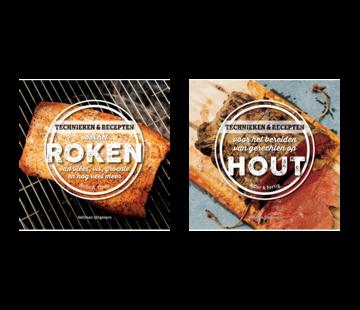 Veltman Uitgevers Technieken & Recepten Rook Boeken Deal