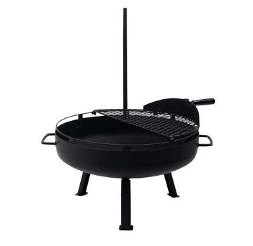 Barebones Barebones Cowboy Fire Pit Grill System