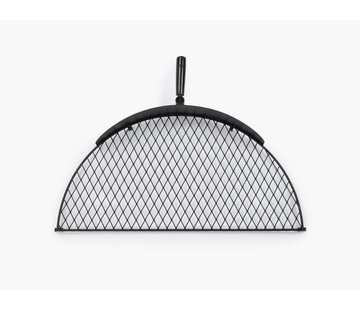 Barebones Barebones Grill Grate Grill Rooster TBV Cowboy Fire Pit Grill System Small