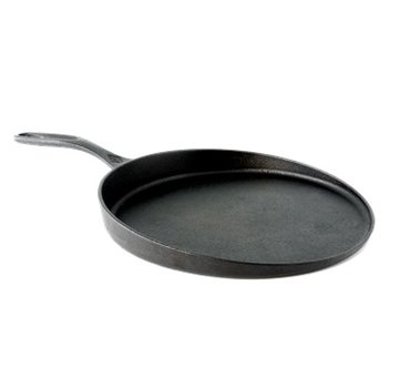 Barebones Barebones Cast Iron Flat Pan