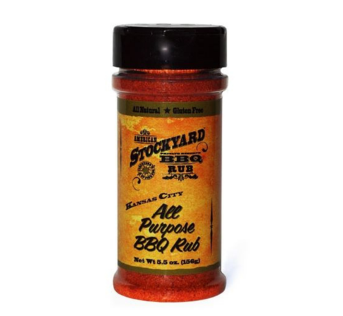 Stockyard Stockyard All Purpose BBQ Rub 5.5oz