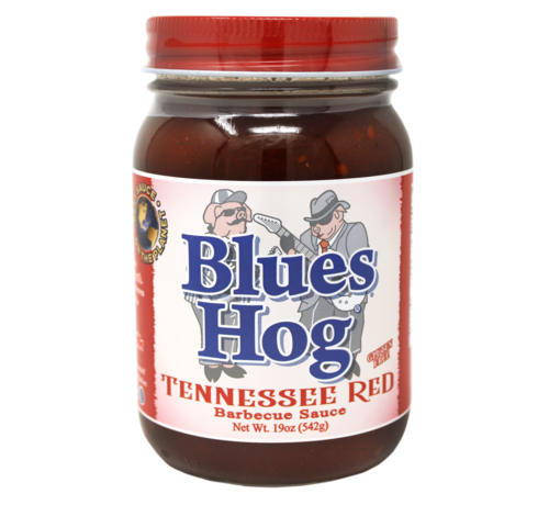 Blues Hog Blues Hog Tennessee Red 1 pint