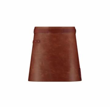 Witloft Witloft Cognac/Congac Leather Apron Short Waist Down Leather Collection