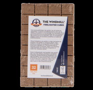 The Windmill Cast Iron The Windmill Aanmaakblokjes 32 stuks