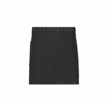 Witloft Witloft Black Apron Waist Down Denim Collection