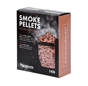 Monolith Monolith Walnoot  BBQ Pellets 1 kilo