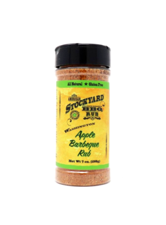 Stockyard Stockyard Apple BBQ Rub 7oz
