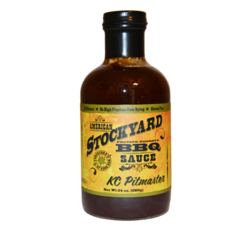 Stockyard Stockyard KC Pitmaster 1 Gallon