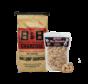 B&B Oak Lump Charcoal / Wokkels Deal 9 kg