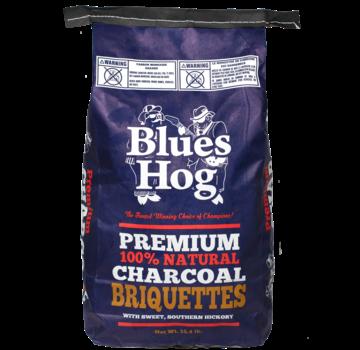 Blues Hog Blues Hog All Natural Hardwood Charcoal Briquettes 7 kg