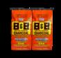 B&B Oak Briquettes 2 x 8 kg Deal