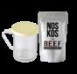 Noskos The Beef BBQ Rub 180 gram / Cambro Rub Shaker Deal