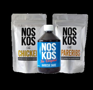 Noskos Noskos Chicken & Rib Deal