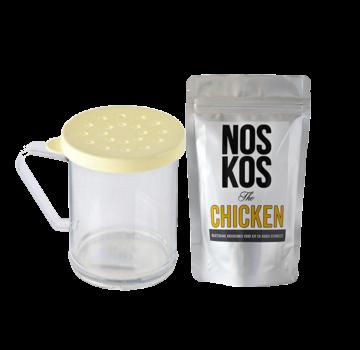 Noskos NOSKOS the Chicken 150 grams / Cambro Rub Shaker Deal