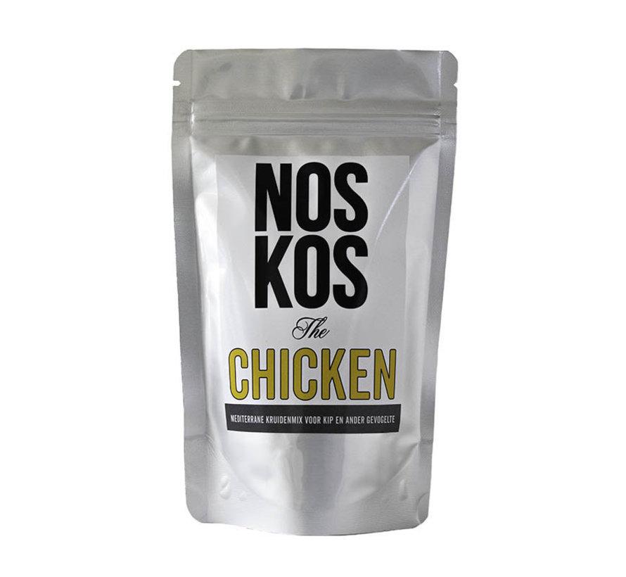 NOSKOS the Chicken 150 gram / Cambro Rub Shaker Deal