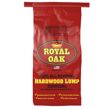 B&B Royal Oak Hardwood Lump Charcoal 1.9 kg