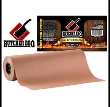 Butcher BBQ Butcher BBQ Pink Butcher Paper 61 cm x 45.7 m