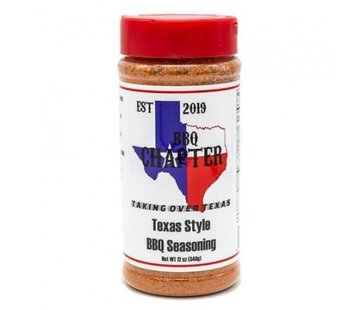BBQ Chapter BBQ Chapter Texas Style BBQ Seasoning 12 oz