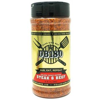 DB180 DB180 Steak & Beef Rub 12 oz