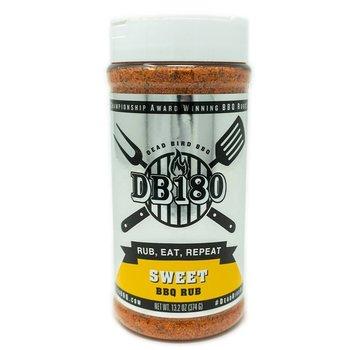 DB180 DB180 Sweet BBQ Rub 13.2 oz