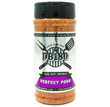 DB180 DB180 Perfect Pork Rub 13 oz
