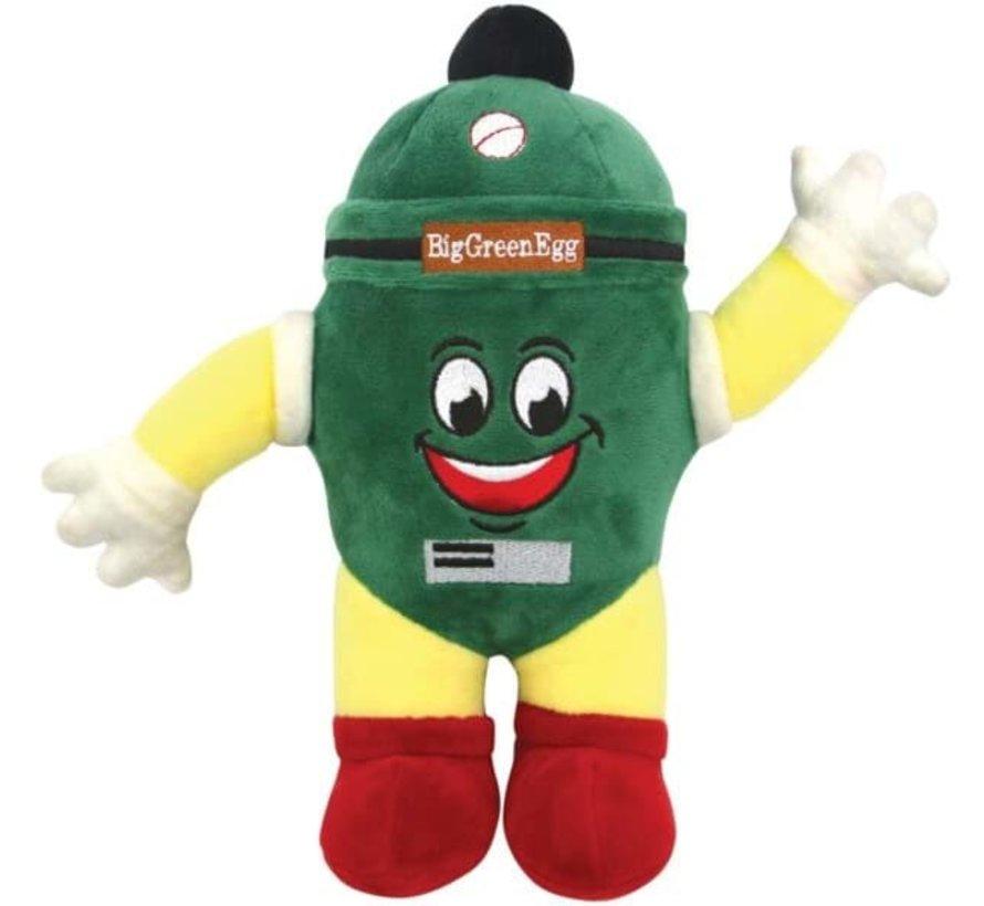 Big Green Egg Mr EGGhead Plush Toy