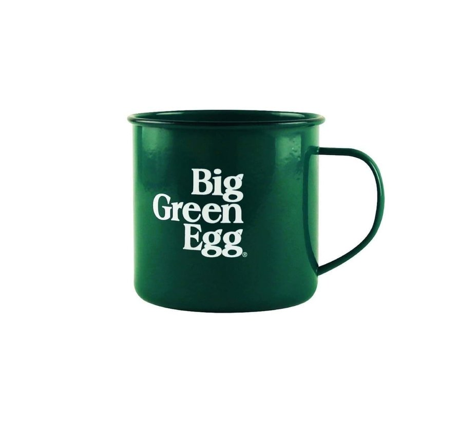 Big Green Egg Mok Emaille