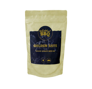 Golden BBQ Golden BBQ Golden Sate 200 Gramm