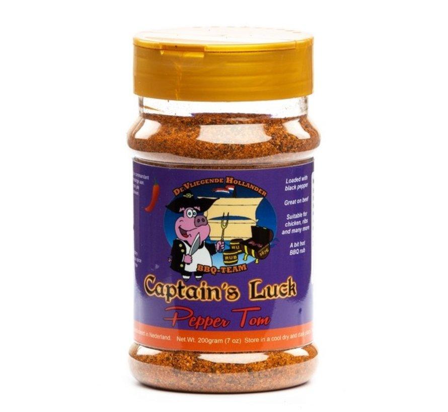 Captain's Luck BBQ Rub Deal 3 x 200 gram