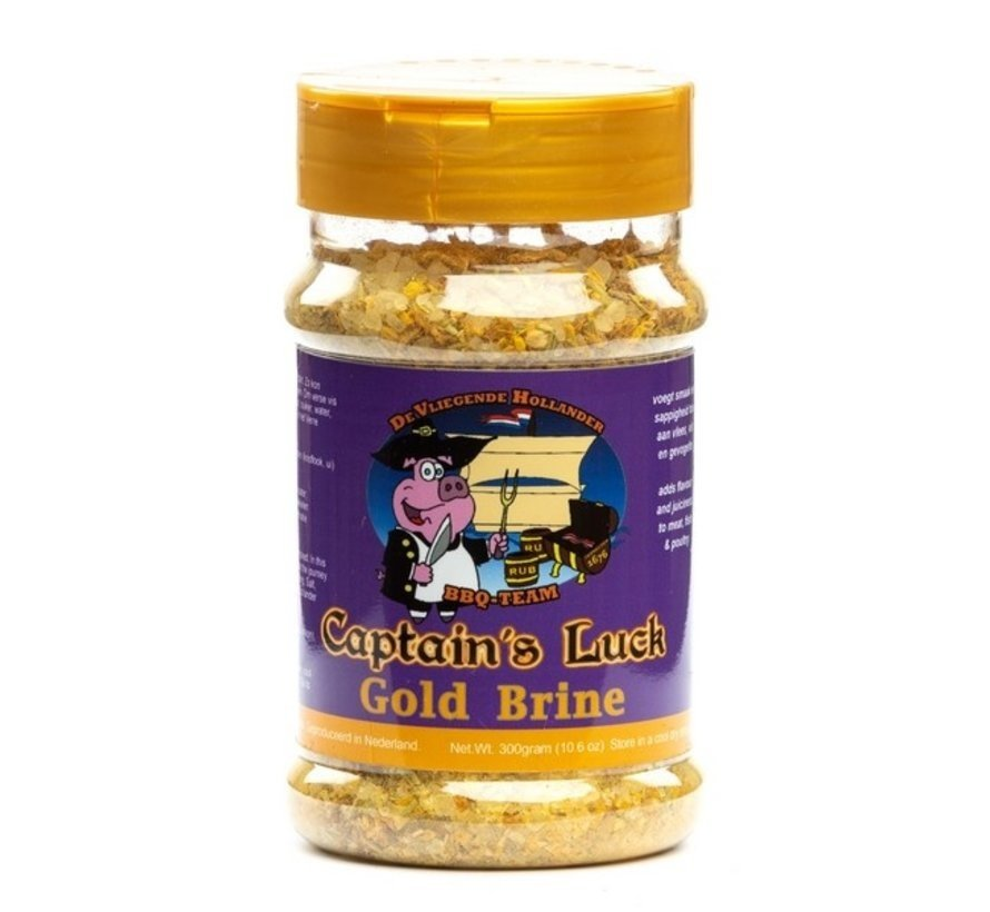 Captain's Luck All Purpose / Gold Brine Mix Deal